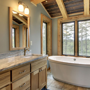 Custom Home Builder, Blue Ridge GA
